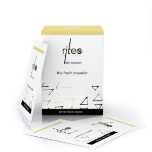 RITES toner face wipes