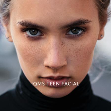 big-QMS teen facial 60mins