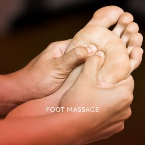 big-foot massage 30mins